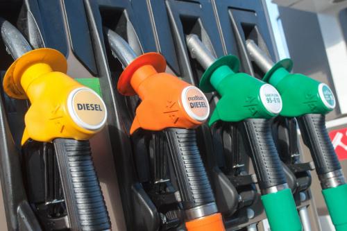 Üzemanyag árváltozás